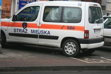 Likwidacja Straży Miejskiej?