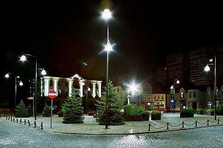 Plac Wolności w sieci