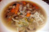 Zupa grzybowa
