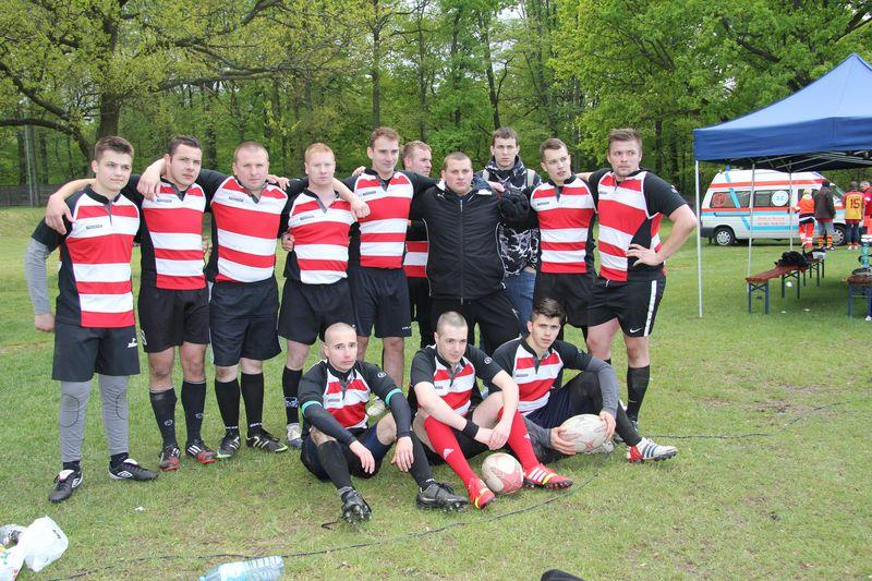 Rugby nie tylko dla facetów (VIDEO)