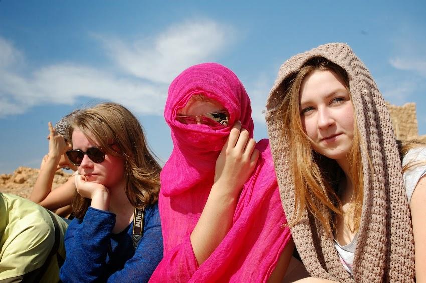 Strzegomscy licealiści w Izraelu (FOTO)