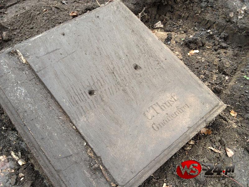 Niechciany cmentarz [FOTO]