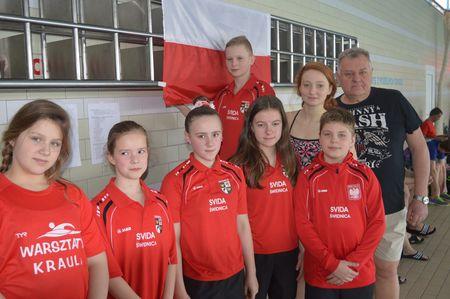 Svida pływała w Czechach