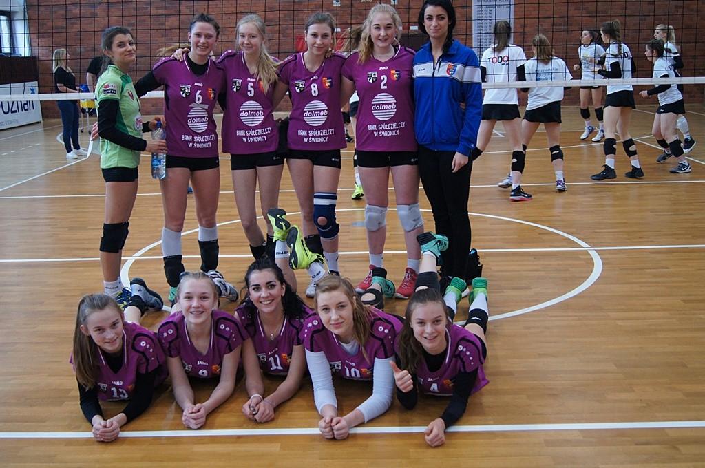 Juniorki MKS-u ruszają w Polskę