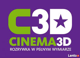 Cinema 3D (REPERTUAR 24-30.04)