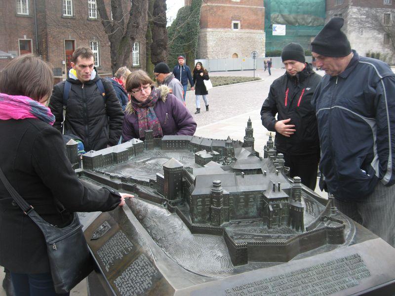 Świdniczanie w Krakowie (FOTO)