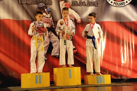 Tiger z medalami, trener do… Armenii