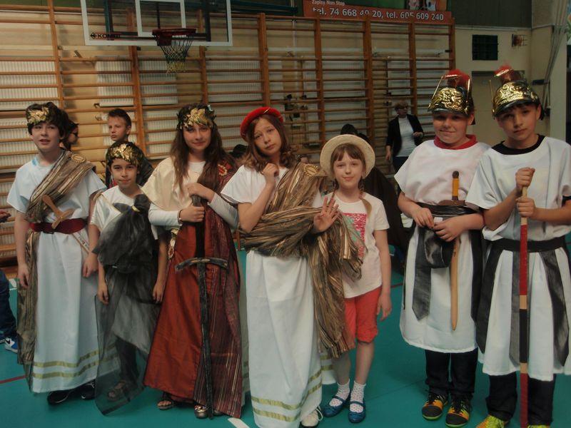 Spotkanie z mitologią (FOTO)