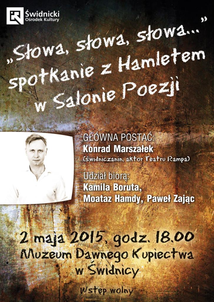 Jutro spotkanie z Hamletem