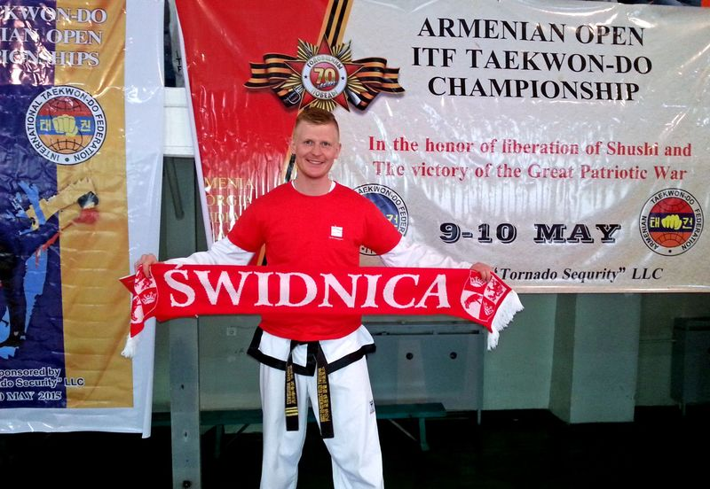 Dał radę w Armenii (FOTO)