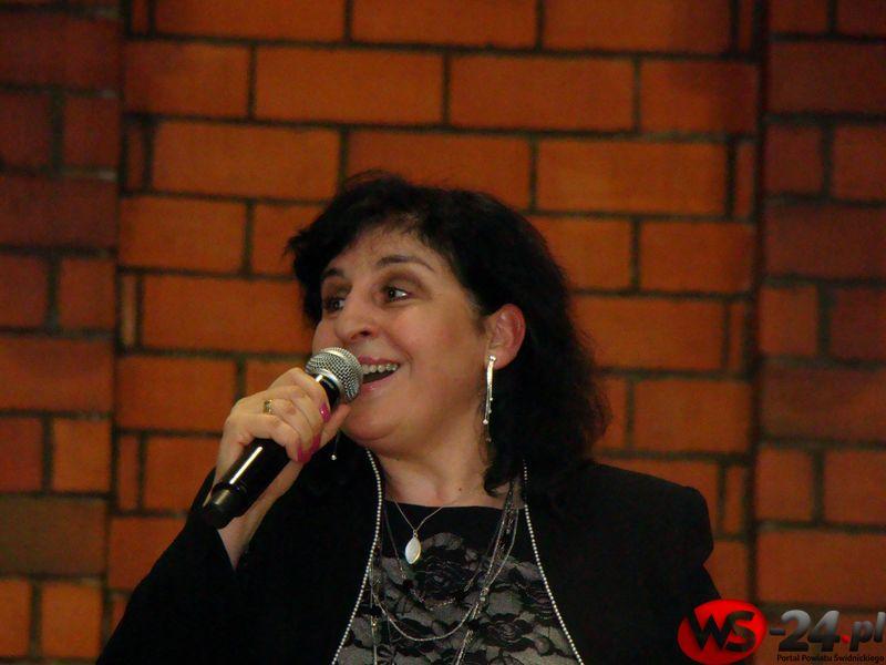 Eleni ukoiła śpiewem [FOTO]