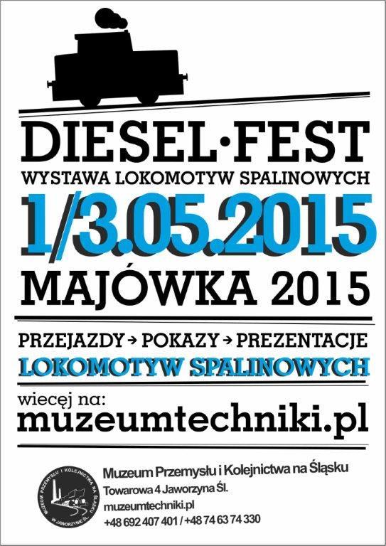 festiwal lokomotyw