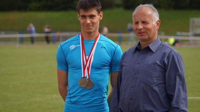 Cztery medale lekkoatletów! (FOTO)