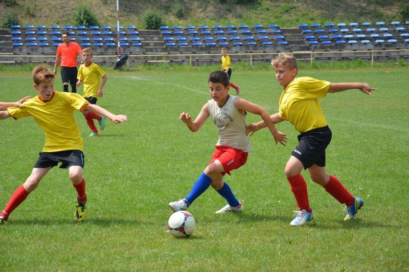 Piłkarski memoriał w Jaroszowie (FOTO)