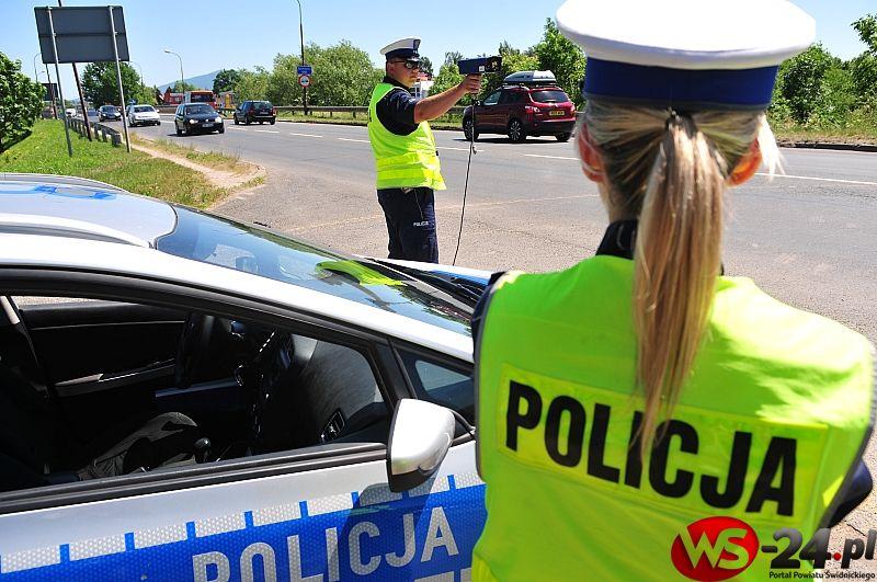 Uwaga na kontrole drogowe