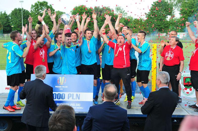 Puchar nie dla Polonii-Stali [FOTO]