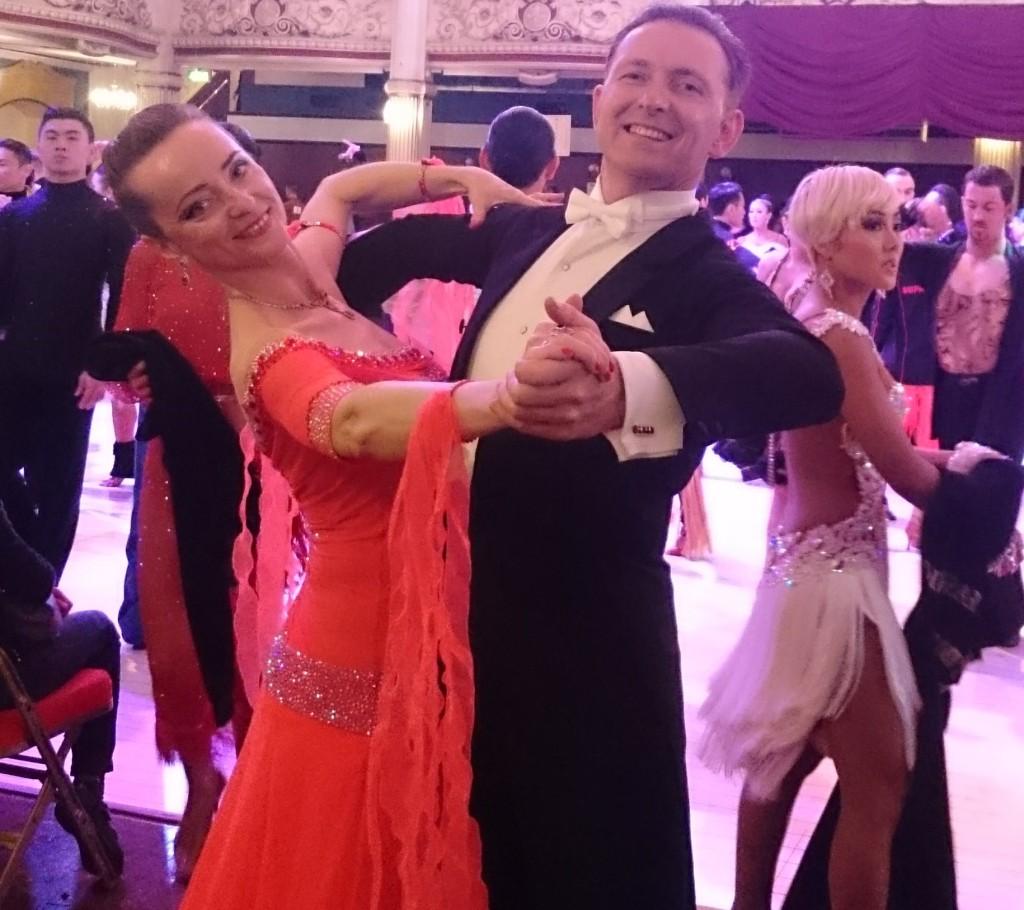 Spełniło się ich marzenie. Zatańczyli w Blackpool (FOTO)