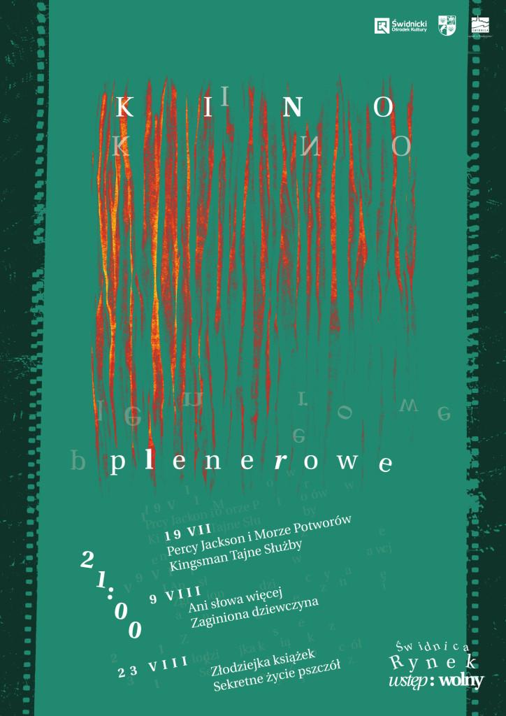 Kino plenerowe w Świdnicy