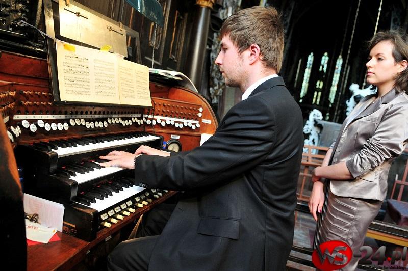 Ostatni weekend koncertów organowych