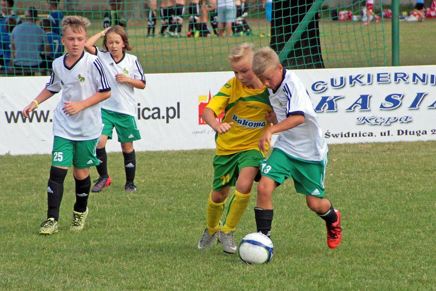 Grad goli na otwarcie Silesian Cup (FOTO, VIDEO)