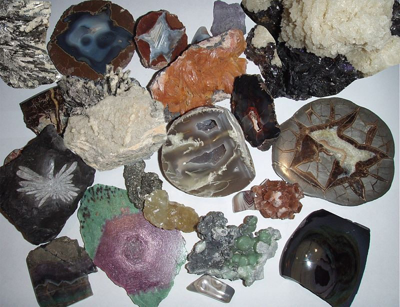 Giełda minerałów po raz trzeci