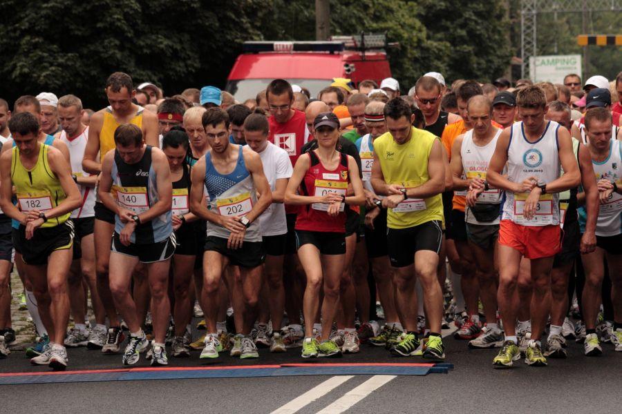 Sobota z półmaratonem