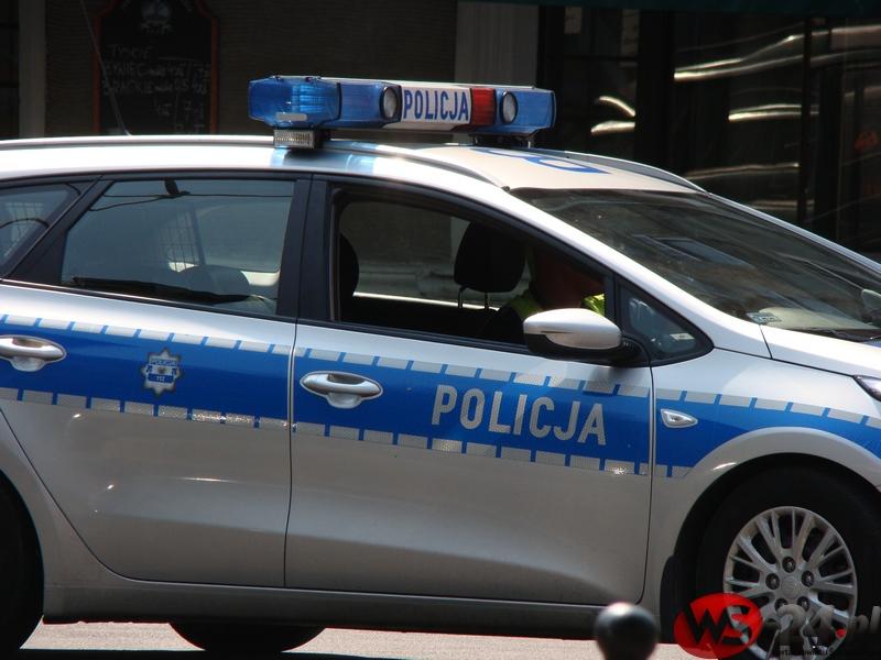 Policjant po służbie złapał sprawcę