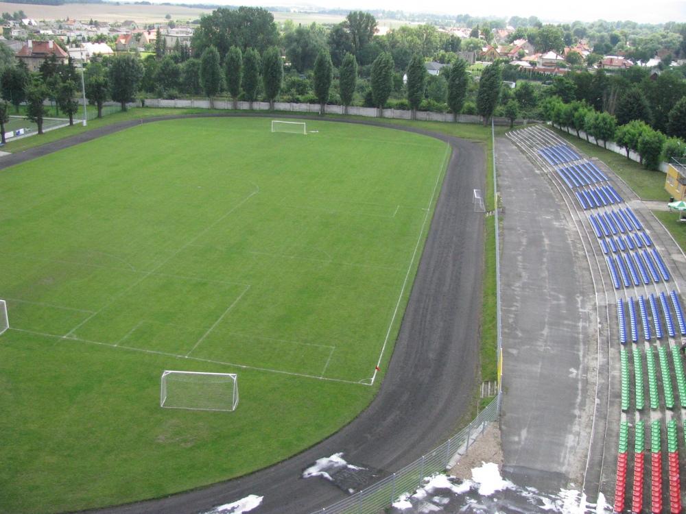 Rusza przebudowa stadionu przy ulicy Śląskiej