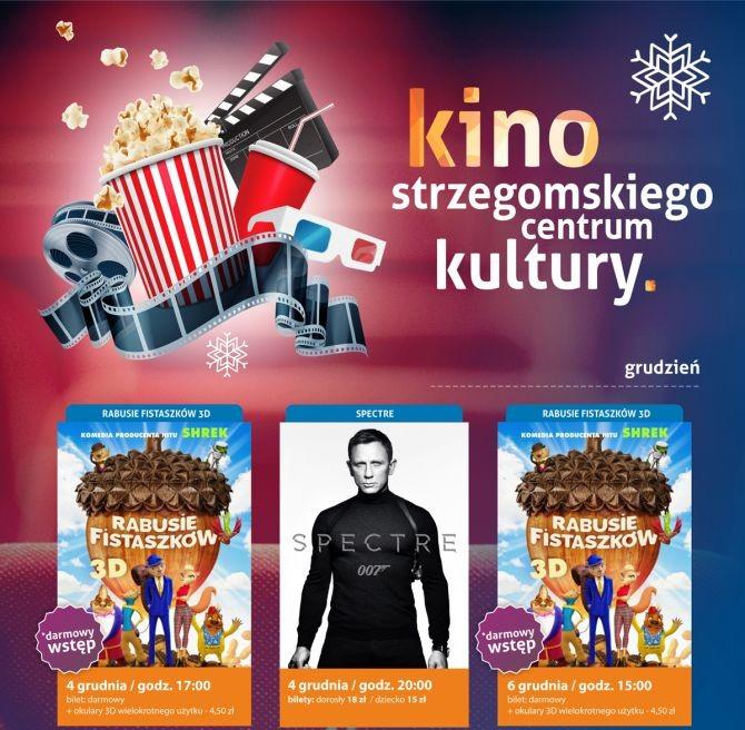 Kino 3D w Strzegomiu