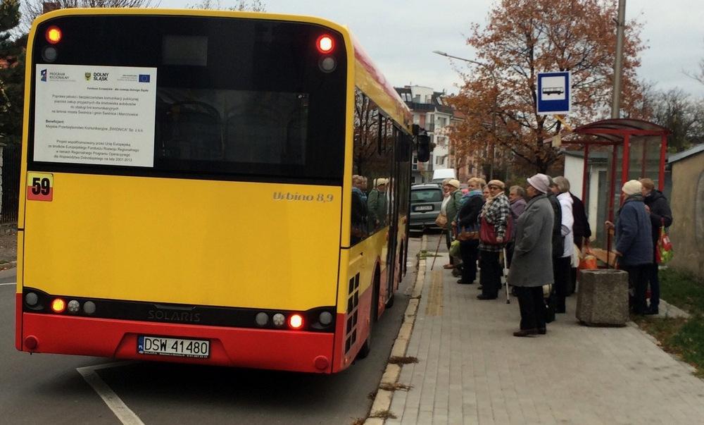 MPK Świdnica będzie budować rozkłady jazdy