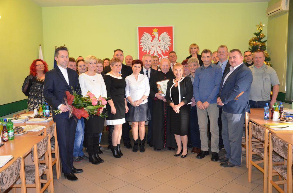 Pierwszy w historii Zasłużony dla Gminy Marcinowice