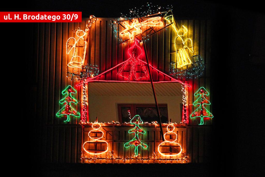 Nagrody za świąteczne dekoracje