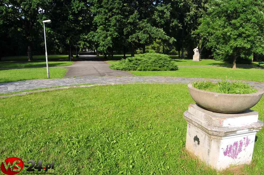Wyremontują świdnickie parki