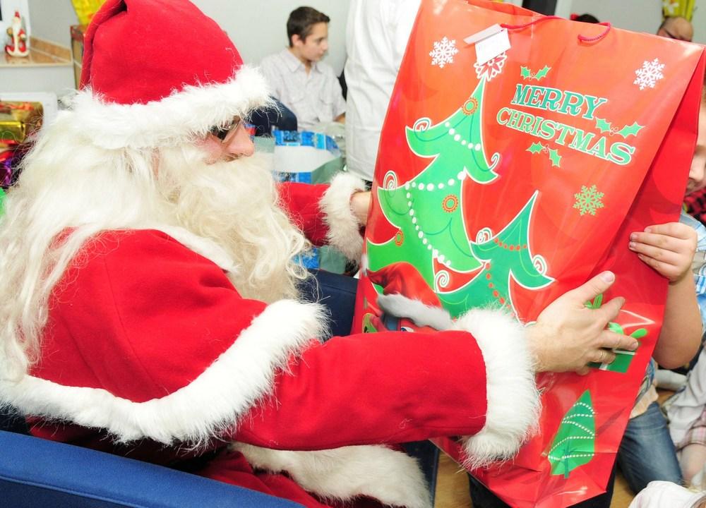 Do kogo przyjedzie Mikołaj?