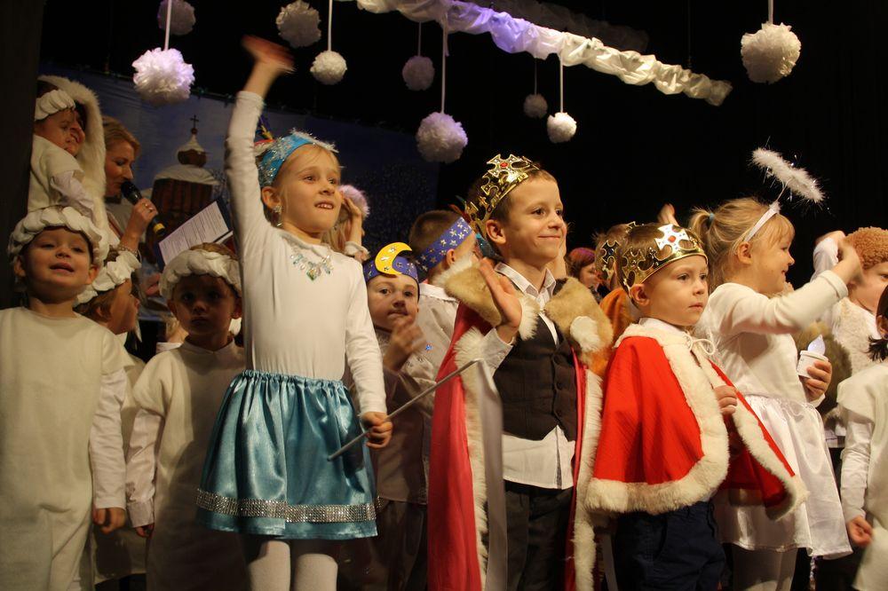 Przedszkolaki w świątecznym nastroju (DUŻO ZDJĘĆ)