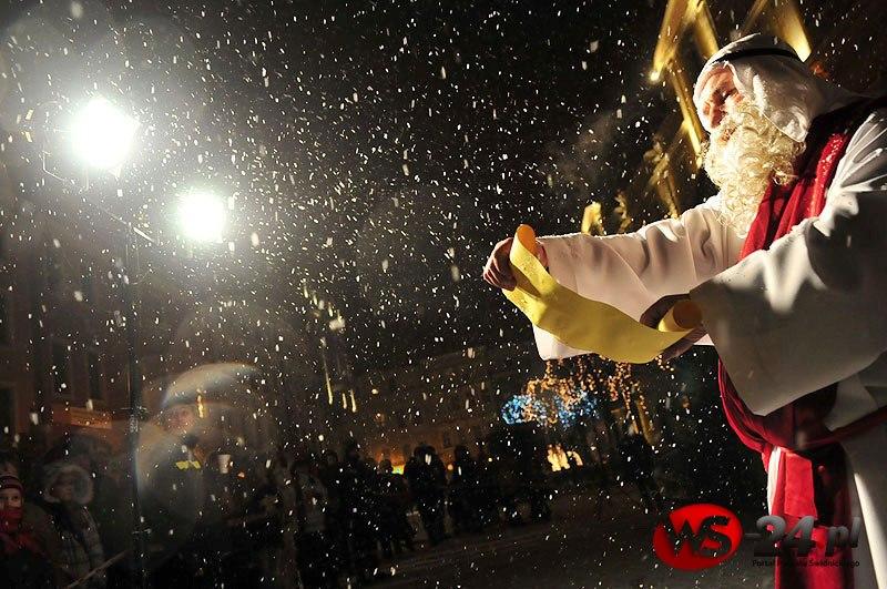 Uchwyć świąteczną Świdnicę na zdjęciu [KONKURS]
