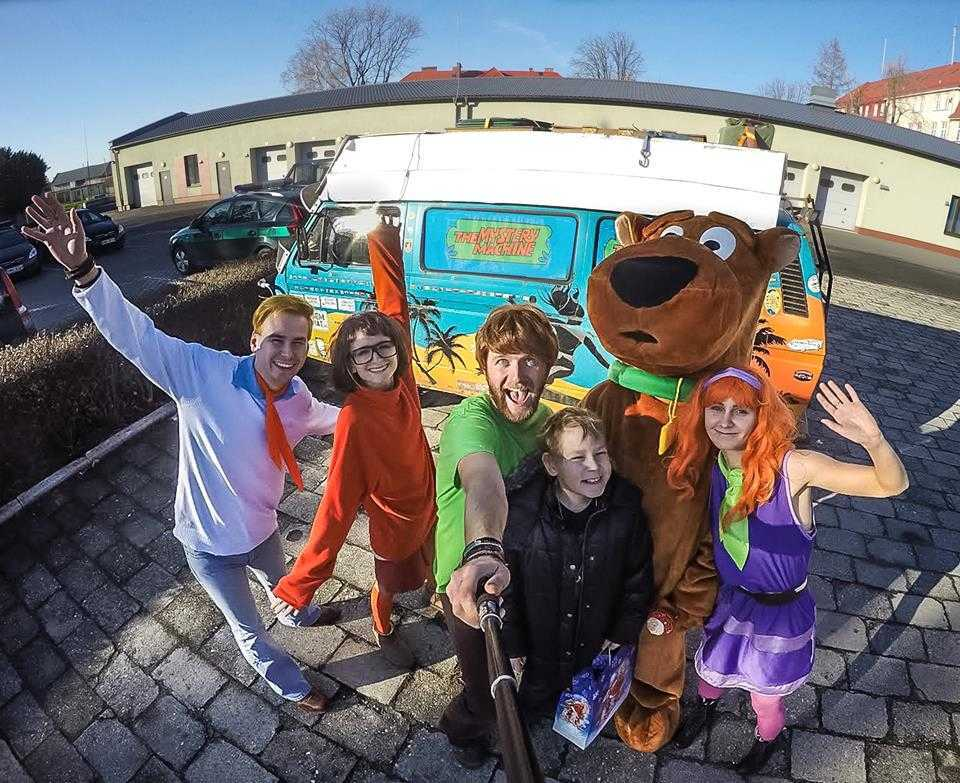 Scooby Doo ze Świdnicy