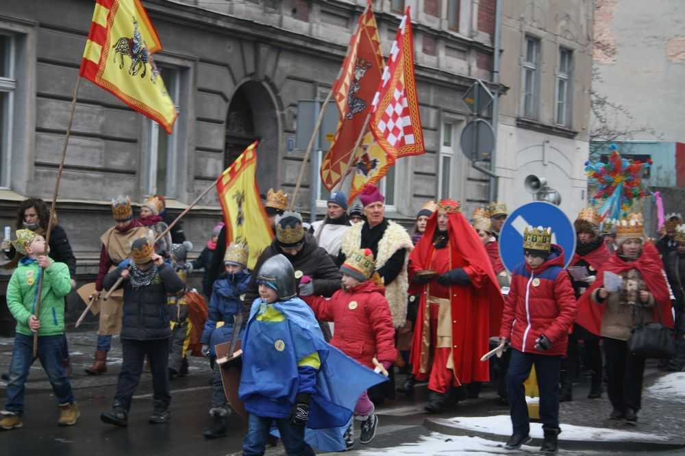 Orszak przeszedł ulicami Świdnicy (FOTO)