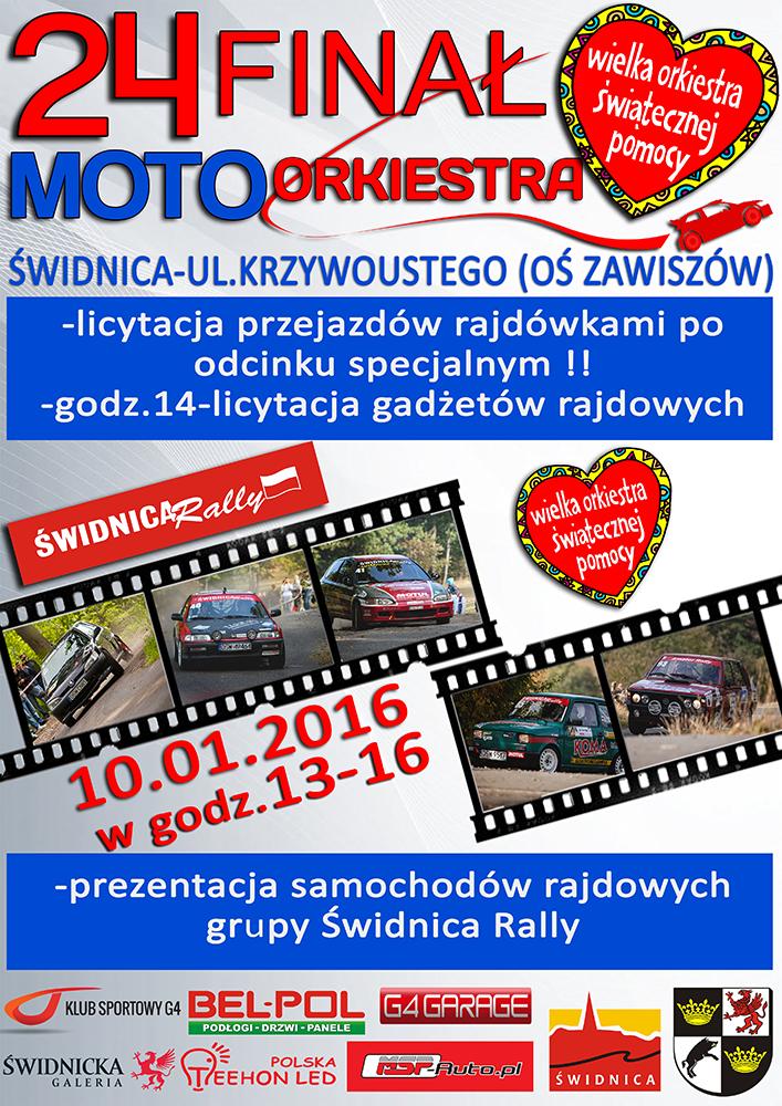 plakat orkiestra sca rally official 2016 wersja na www