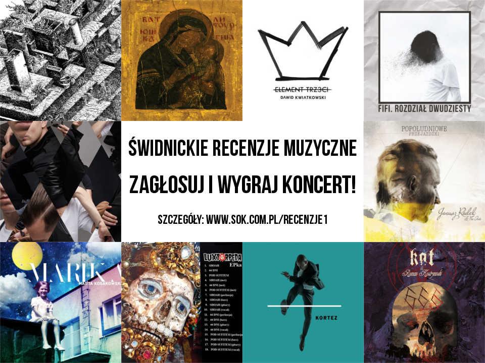 Zagłosuj na wykonawcę i wygraj jego koncert w Świdnicy!