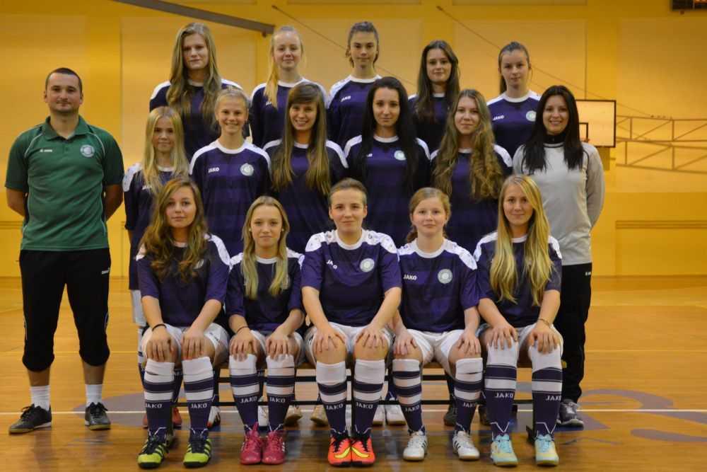 Dziewczyny z Polonii-Stali z rekordowym zwycięstwem