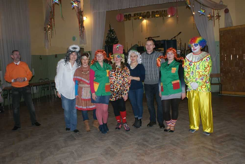Karnawałowy bal przebierańców w Pszennie (FOTO)
