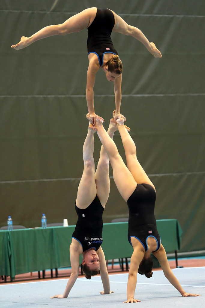 W weekend święto akrobatów!