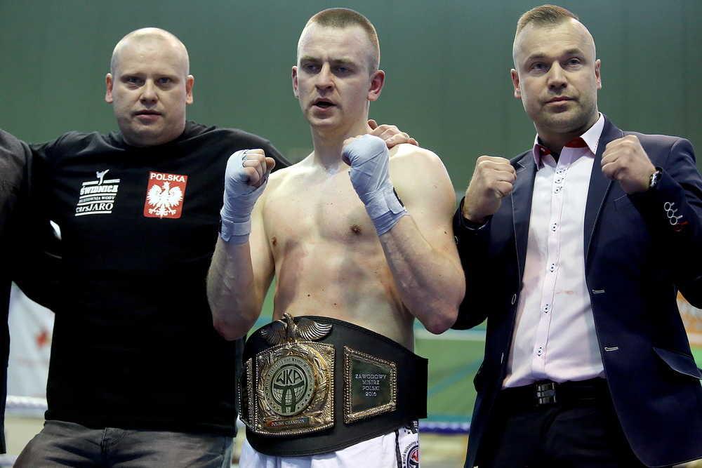 Piotr Jamro będzie bronił tytułu