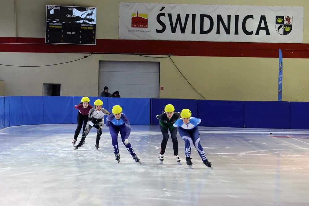 Na lodowisku w Świdnicy padł rekord Polski!