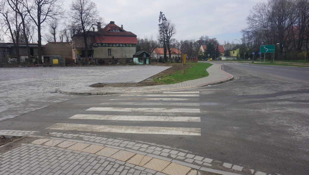 Parking ul. Śląska II