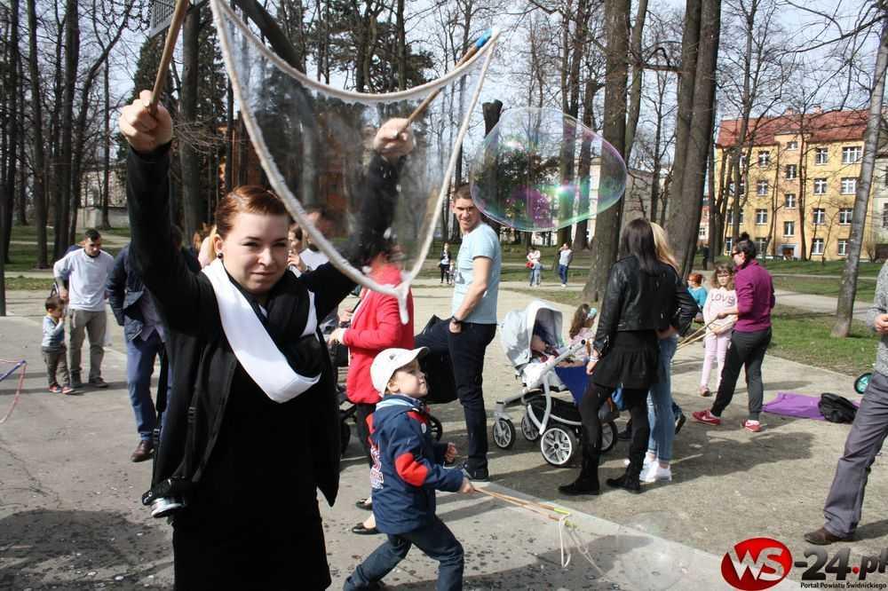 Tłumy na Dniu Baniek Mydlanych (FOTO)