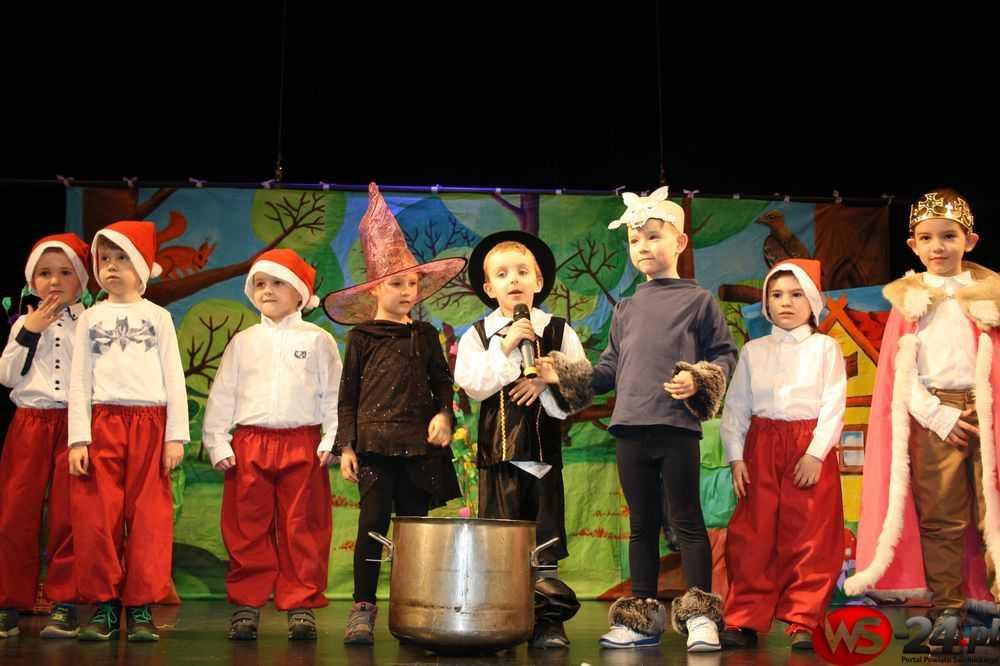 Barwne występy przedszkolaków (FOTO)