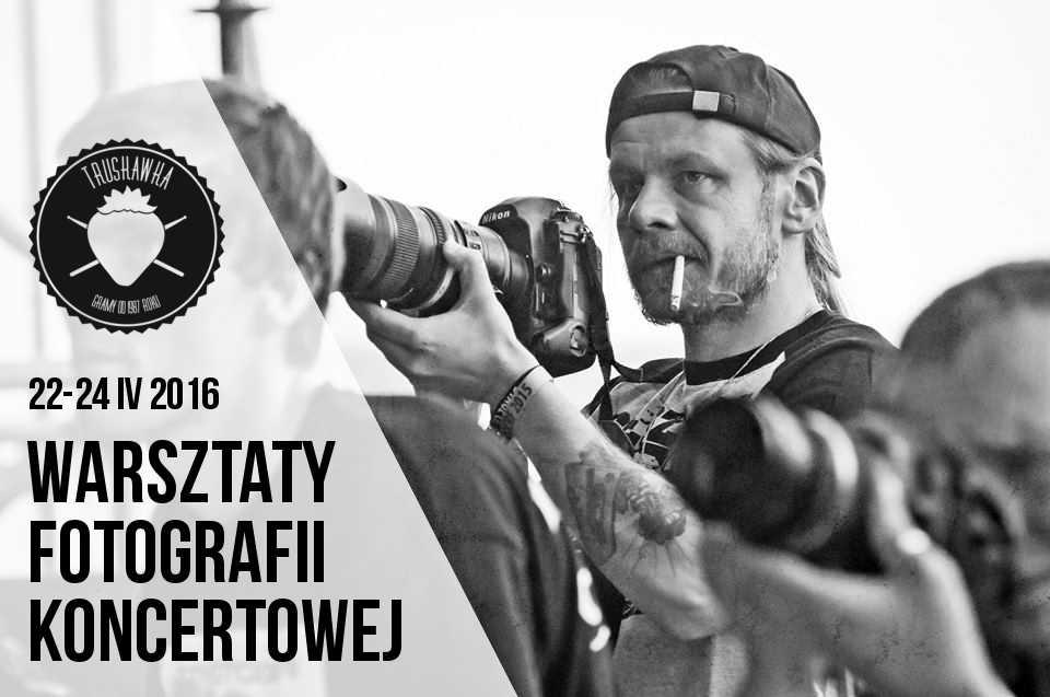 Artur Rawicz nauczy Was, jak robić zdjęcia