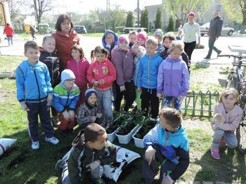 Dzieciaki sadzeniaki 1